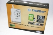 Trendnet TV-IP121WN Night and Day Security Camera