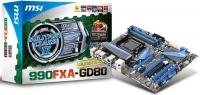 MSI 990FXA-GD80 Motherboard