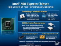 Fully-Fledged LGA1155 Platform: Intel Z68 Express Chipset