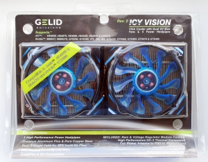 Gelid Icy Vision Graphics Card Cooler
