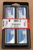 Kingston HyperX DDR3 1800MHz 4GB Dual Channel Kit