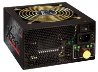 Nesteq ASM Xzero 600W Semi-Fanless Power Supply Unit