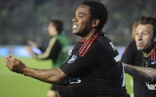 Robinho takes AC Milan closer to Scudetto