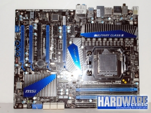 MSI 990FXA-GD80 Motherboard