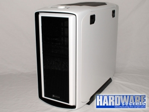 Corsair Graphite Series 600T White Case