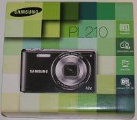 Samsung PL210 14 Megapixel Digital Camera