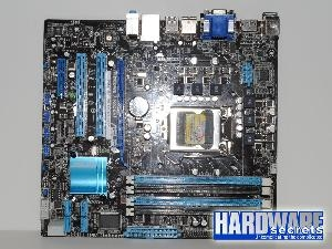 ASUS P8Q67-M DO/CSM Motherboard