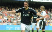 Higuain bags hat-trick for Real Madrid