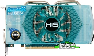 HIS Radeon HD6850 IceQ-X Turbo