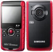 Samsung W200 Rugged Camcorder