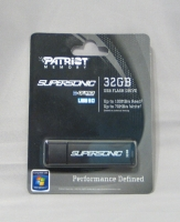 Patriot SuperSonic USB 3.0 Flash Drive