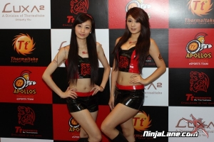 Computex 2011 Booth Babe Edition