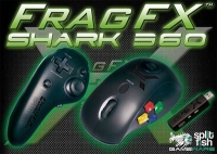 Splitfish FRAGFX Shark Aims Squarely at XBox 360 FPS Gamers