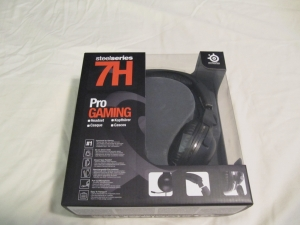 SteelSeries 7H – Professional Gaming Headset