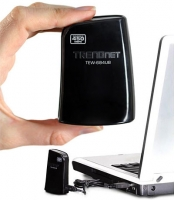Trendnet Dual Band 802.11n USB Adapter Hits 450Mbps Mark
