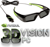 NVIDIA USB 3D Glasses