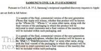 Samsung files motion to see iPad 3, iPhone 5 prototypes